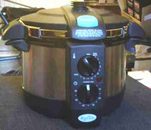 breville express cooker exc15 instructions